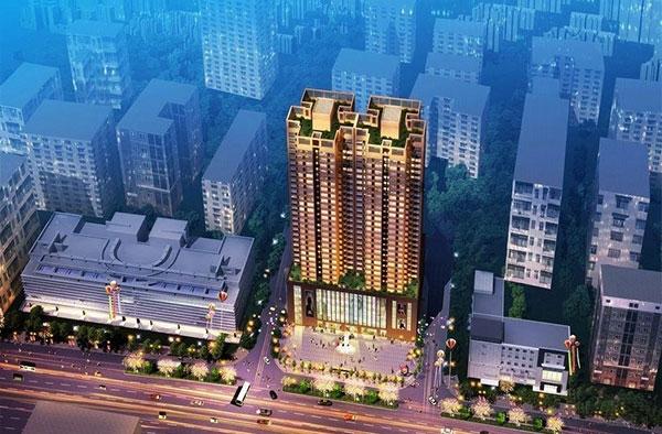 武汉市洪山区未来公馆