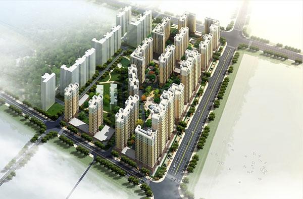 武汉洪山区东方雅园小区
